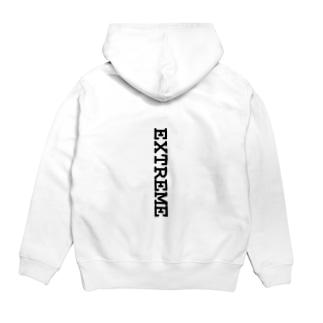 EXTREME パーカー Hoodies