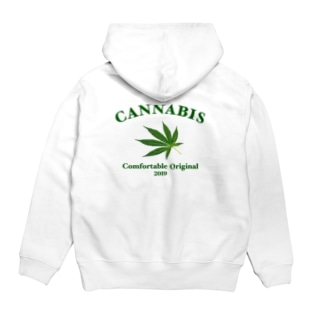 CANNABIS by Comfortable Hoodies