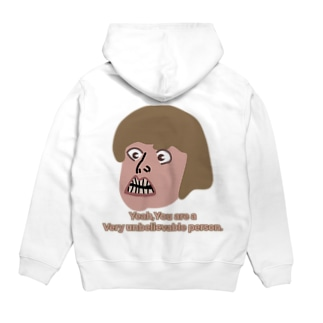 a Very unbelievable person Hoodies