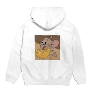 酸性とネズミの共存 Hoodies