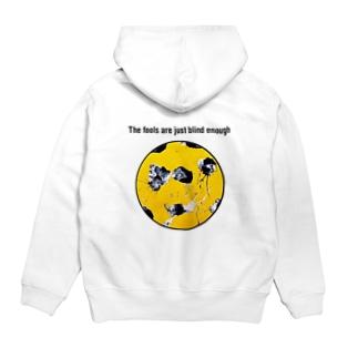 yellow_parker Hoodies