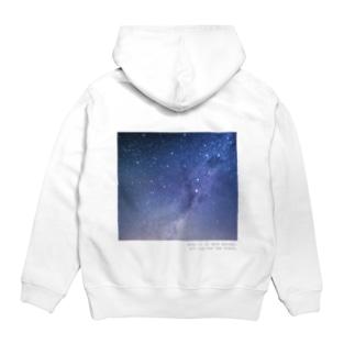 the stars Ⅰ Hoodies
