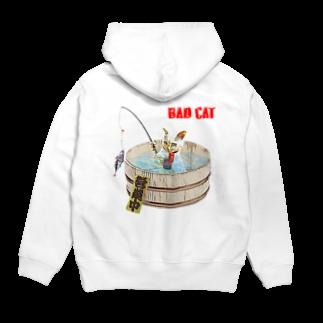 Rock catのBAD CAT 釣り Hoodies