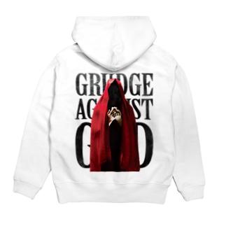 祈る赤い聖女 Hoodies