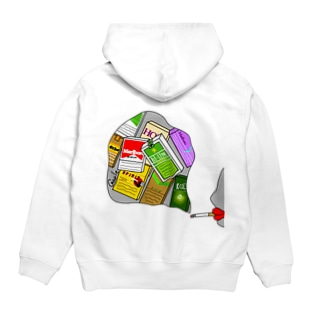 一緒にchill time  Hoodies