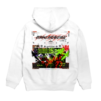 WAVE STRIKER Hoodies