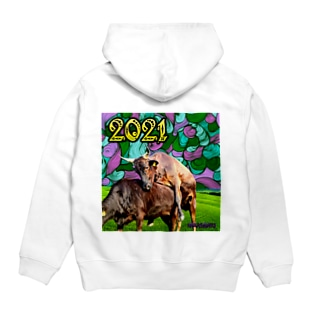 2021.NEW YEAR.LIMITED Hoodies