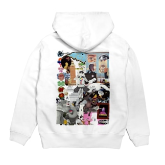 ex A-GIRL  Hoodies
