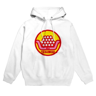 パ紋No.3207 TADAMICHI  Hoodies