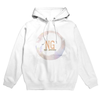 NEXT generation officialグッズ Hoodies
