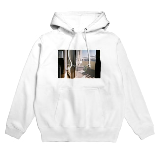 elbow forest Hoodies