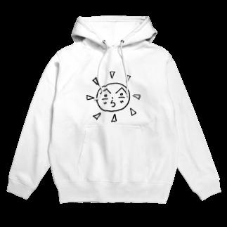 Nosa-gの太陽子 Hoodies