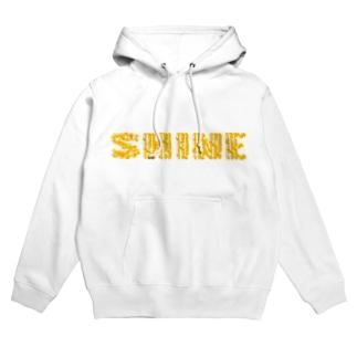 SHINE Hoodies