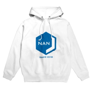 NANJCOIN公式ロゴ入り Hoodies
