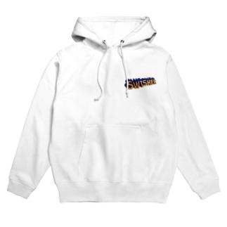 Swisher  Logo  Hoodies