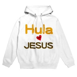 GOSPEL HULA Hoodies