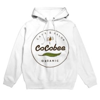 cocobee organic original Hoodies