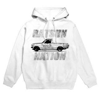 RATSUN  Nation Vol.3 Hoodies