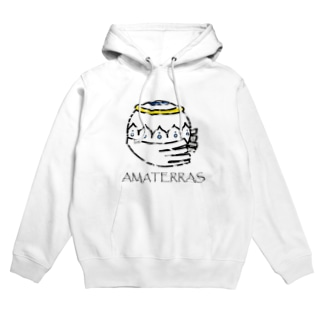 AMATERRAS CLOUDY Hoodies