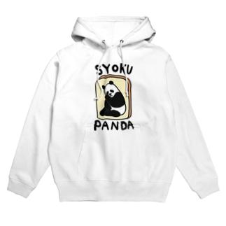 SYOKU PANDA Hoodies