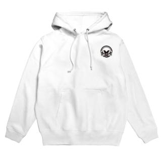 logo +¥500 Hoodies