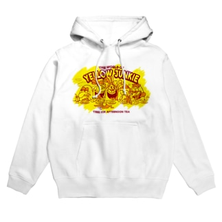YELLOW JUNKIE「Afternoon Tea」 Hoodies