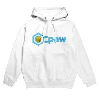 Cpaw_NewLogo Hoodies