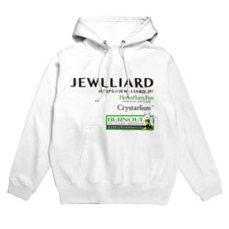 jewlliard logos Hoodies