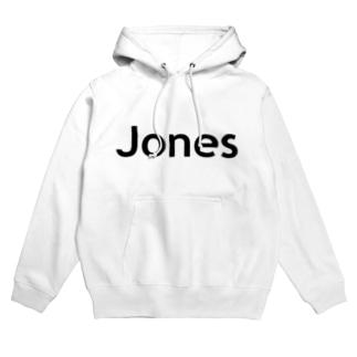 Jones Hoodies