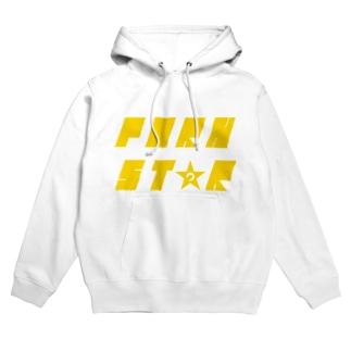 PORN STAR[ダサ→カッコロゴ] Hoodies