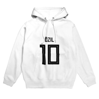 ozil-germany-10 Hoodies