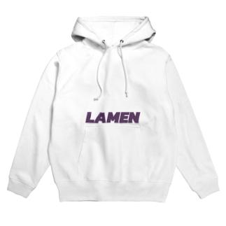 LAMEN Hoodies