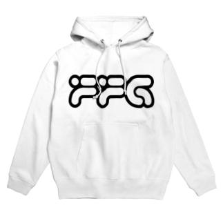 FFG(French Fried Elvis) 平成30年7月豪雨緊急災害支援募金(Yahoo!基金) Hoodies