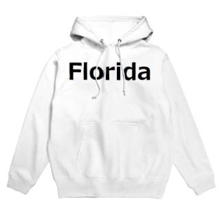 Florida フロリダ Hoodies