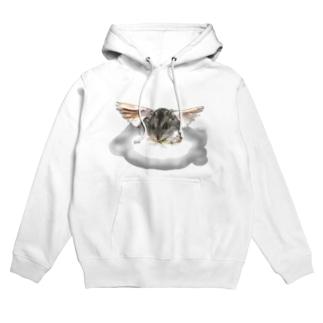 engel hamster Hoodies