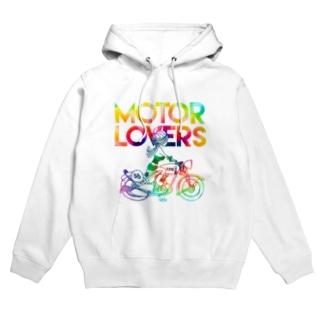 Motor Lovers フーディ