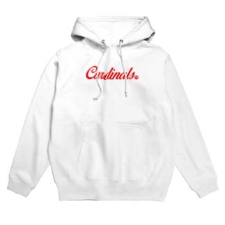 Cardinals【RED】 Hoodies
