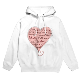 feel-soul-Heart Hoodies