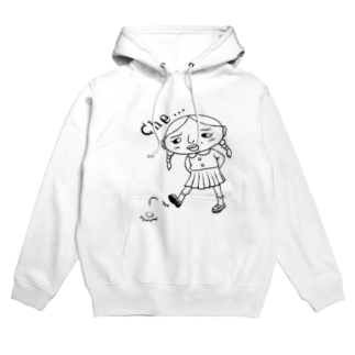 relax_timeのche-ちょっぴり反抗期-石蹴り Hoodies