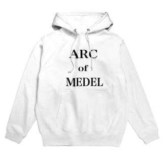 ARC of MEDEL Hoodies
