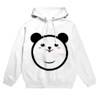 Panda Lele&Hehe Hoodies