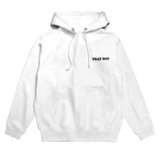PRAY BOY Hoodies