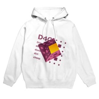 D4C Hoodies