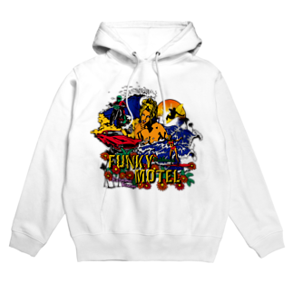 JOKERS FACTORYのFUNKY MOTEL Hoodies