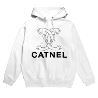 CATNEL 2018秋冬モデル Hoodies