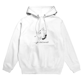 『MELT OUT』.picaro(淡色) Hoodies