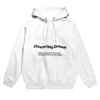Overnight Dream Hoodies