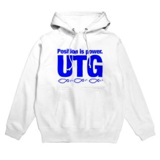 UTG(青文字ver.) Hoodies
