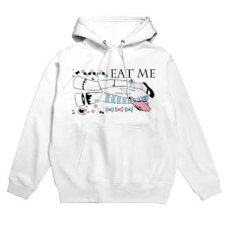 EAT ME! Hoodies