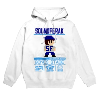 SF sound brothers Hoodies